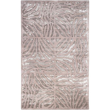 Surya Candice Olson Modern Classics CAN1934-58 Hand Tufted Rug, 5' x 8' Rectangle