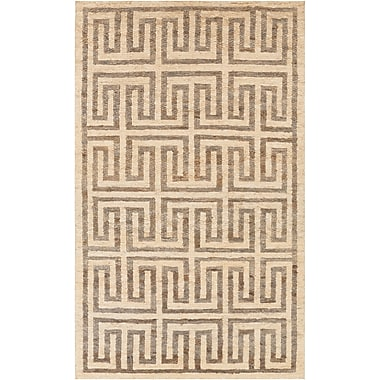 Surya Columbia CBA112-23 Hand Woven Rug, 2' x 3' Rectangle