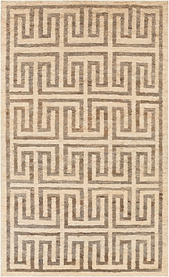 Surya Columbia CBA112-58 Hand Woven Rug, 5' x 8' Rectangle