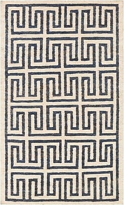 Surya Columbia CBA113-58 Hand Woven Rug, 5' x 8' Rectangle