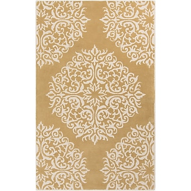 Surya Centennial CNT1093-58 Hand Hooked Rug, 5' x 8' Rectangle