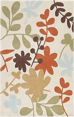Surya Cosmopolitan COS8926-58 Hand Tufted Rug, 5' x 8' Rectangle