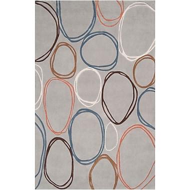 Surya Cosmopolitan COS8992-58 Hand Tufted Rug, 5' x 8' Rectangle