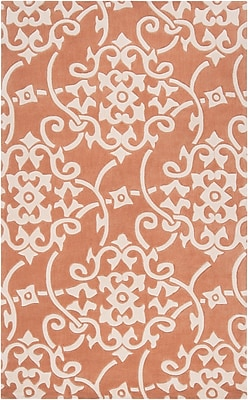 Surya Cosmopolitan COS9050-58 Hand Tufted Rug, 5' x 8' Rectangle