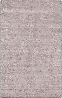 Surya Etching ETC4929-58 Hand Loomed Rug, 5' x 8' Rectangle