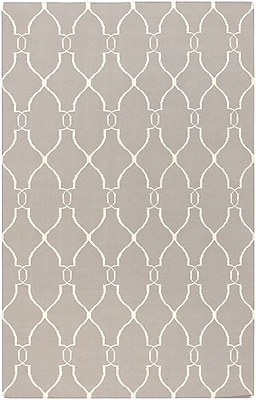 Surya Jill Rosenwald Fallon FAL1003-58 Hand Woven Rug, 5' x 8' Rectangle