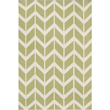 Surya Jill Rosenwald Fallon FAL1052-58 Hand Woven Rug, 5' x 8' Rectangle