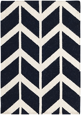 Surya Jill Rosenwald Fallon FAL1055-23 Hand Woven Rug, 2' x 3' Rectangle