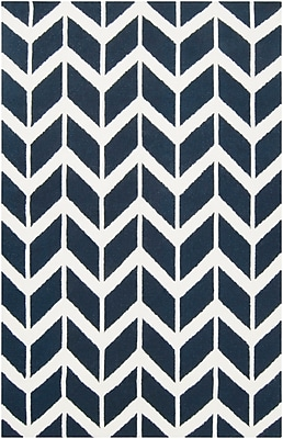 Surya Jill Rosenwald Fallon FAL1055-58 Hand Woven Rug, 5' x 8' Rectangle