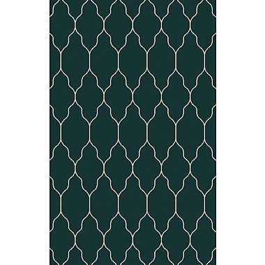 Surya Gates GAT1013-58 Hand Knotted Rug, 5' x 8' Rectangle