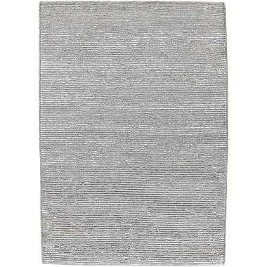 Surya Mugal IN8256-811 Hand Knotted Rug, 8' x 11' Rectangle