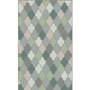 Surya Mugal IN8615-811 Hand Knotted Rug, 8' x 11' Rectangle