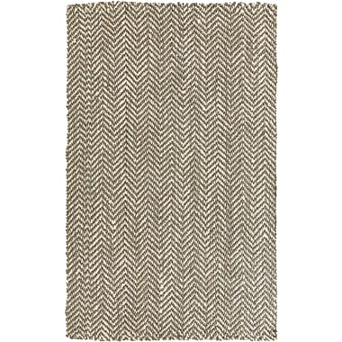 Surya Reeds REED800-58 Hand Woven Rug, 5' x 8' Rectangle
