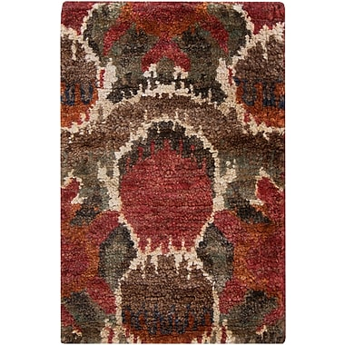Surya Scarborough SCR5130-23 Hand Knotted Rug, 2' x 3' Rectangle