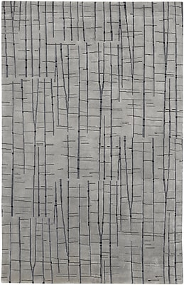 Surya Julie Cohn Shibui SH7404-811 Hand Knotted Rug, 8' x 11' Rectangle