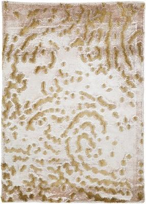 Surya Julie Cohn Shibui SH7414-46 Hand Knotted Rug, 4' x 6' Rectangle