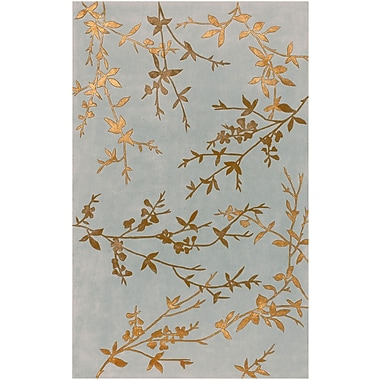 Surya Tamira TAM1000-58 Hand Tufted Rug, 5' x 8' Rectangle