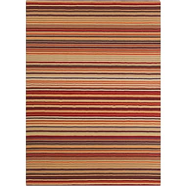 Surya Mystique M102-811 Hand Loomed Rug, 8' x 11' Rectangle
