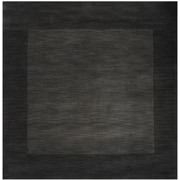 Surya Mystique M347-6SQ Hand Loomed Rug, 6' Square