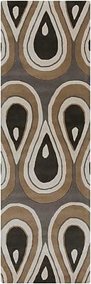 Surya Goa G5136-268 Hand Tufted Rug, 2'6