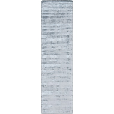 Surya Graphite GPH54-268 Hand Loomed Rug, 2'6