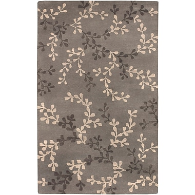 Surya Artist Studio ART195-58 Hand Tufted Rug, 5' x 8' Rectangle
