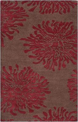 Surya Bombay BST539-58 Hand Tufted Rug, 5' x 8' Rectangle