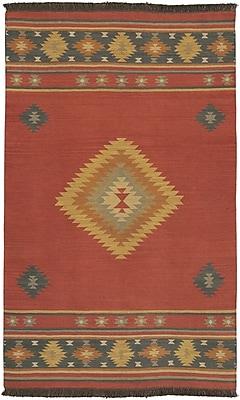Surya Jewel Tone JT1033-58 Hand Woven Rug, 5' x 8' Rectangle