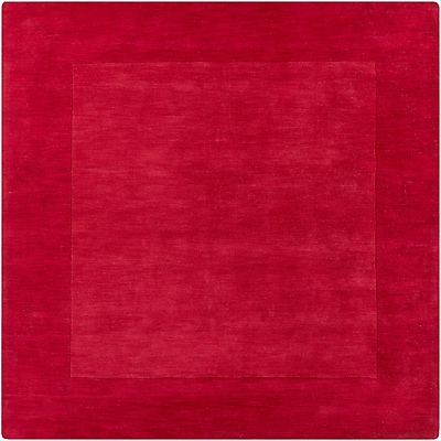 Surya Mystique M299-6SQ Hand Loomed Rug, 6' Square