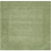 Surya Mystique M310-6SQ Hand Loomed Rug, 6' Square