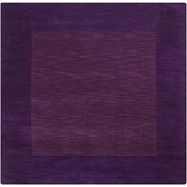 Surya Mystique M349-8SQ Hand Loomed Rug, 8' Square