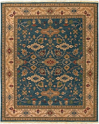 Surya Soumek SMK51-810 Hand Knotted Rug, 8' x 10' Rectangle
