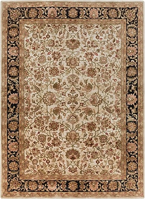 Surya Ancient Treasures A116-913 Hand Tufted Rug, 9' x 13' Rectangle
