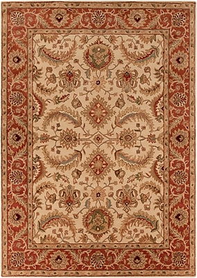 Surya Ancient Treasures A160-811 Hand Tufted Rug, 8' x 11' Rectangle
