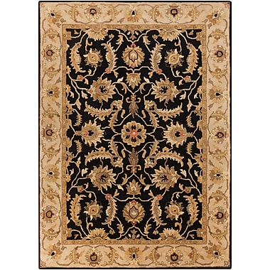 Surya Ancient Treasures A171-811 Hand Tufted Rug, 8' x 11' Rectangle