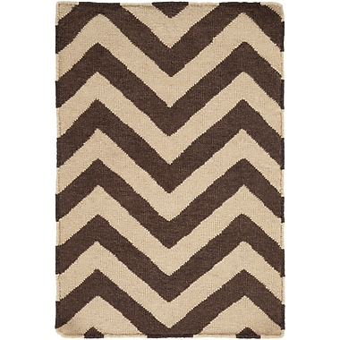 Surya Frontier FT99-913 Hand Woven Rug, 9' x 13' Rectangle