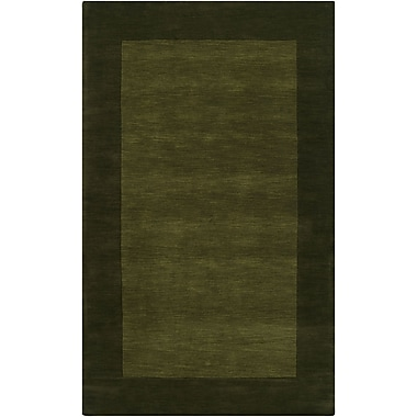 Surya Mystique M315-69 Hand Loomed Rug, 6' x 9' Rectangle