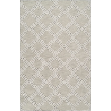 Surya Mystique M423-811 Hand Loomed Rug, 8' x 11' Rectangle