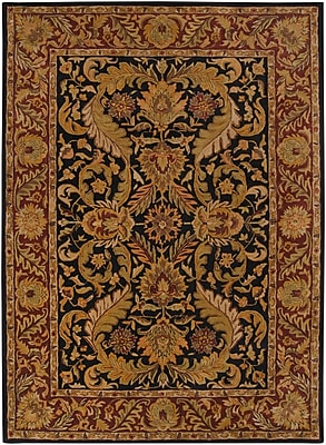 Surya Ancient Treasures A103-811 Hand Tufted Rug, 8' x 11' Rectangle
