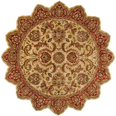 Surya Ancient Treasures A111-913 Hand Tufted Rug, 9' x 13' Rectangle