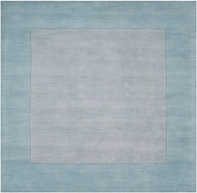 Surya Mystique M305-6SQ Hand Loomed Rug, 6' Square