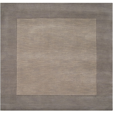 Surya Mystique M312-8SQ Hand Loomed Rug, 8' Square