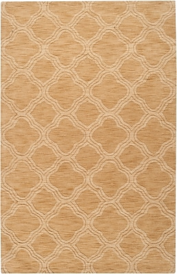 Surya Mystique M418-58 Hand Loomed Rug, 5' x 8' Rectangle