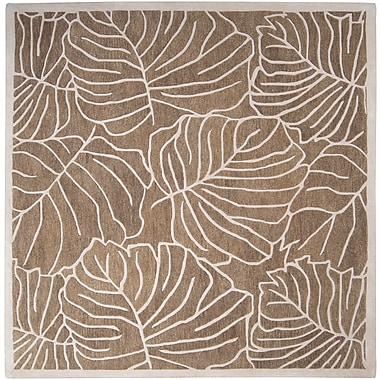 Surya Studio SR138-8SQ Hand Tufted Rug, 8' Square