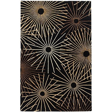 Surya Forum FM7090-58 Hand Tufted Rug, 5' x 8' Rectangle