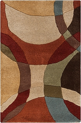 Surya Forum FM7108-23 Hand Tufted Rug, 2' x 3' Rectangle
