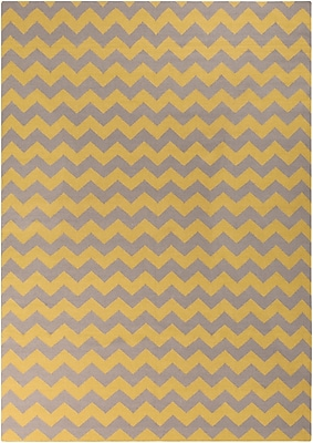 Surya Frontier FT290-811 Hand Woven Rug, 8' x 11' Rectangle