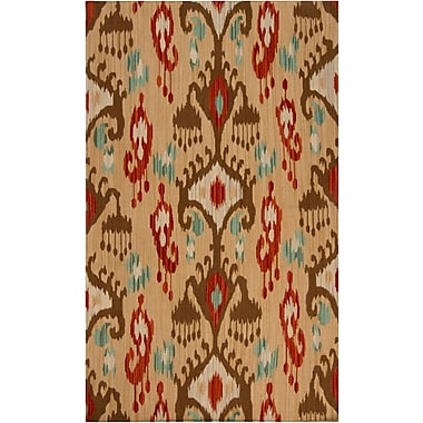 Surya Frontier FT113-58 Hand Woven Rug, 5' x 8' Rectangle