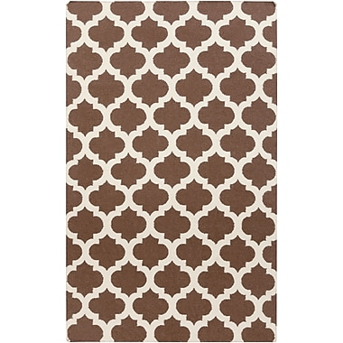 Surya Frontier FT541-58 Hand Woven Rug, 5' x 8' Rectangle