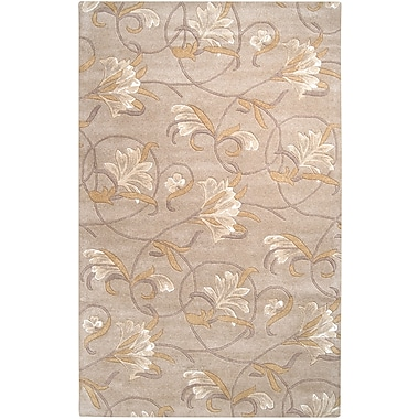 Surya Goa G44-58 Hand Tufted Rug, 5' x 8' Rectangle
